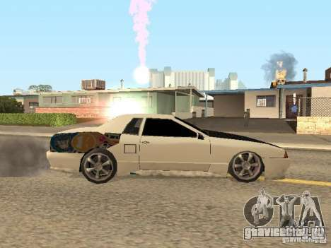 Elegy by Foresto_O для GTA San Andreas вид сзади слева