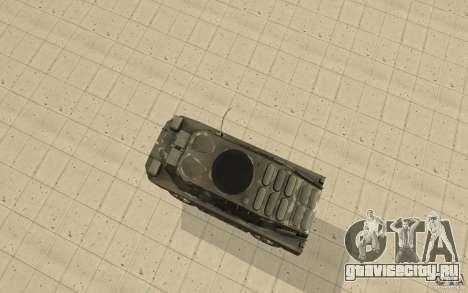 9К31 Стрела-1 Зимний для GTA San Andreas вид справа