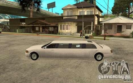 Stretch - GTA IV для GTA San Andreas вид слева
