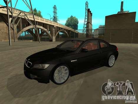 BMW M3 E92 Tunable для GTA San Andreas
