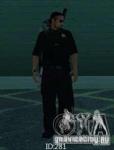 Новые скины SAPD для GTA San Andreas третий скриншот