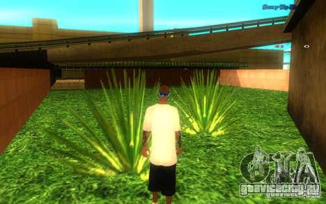 Новые текстуры района El Corona для GTA San Andreas третий скриншот