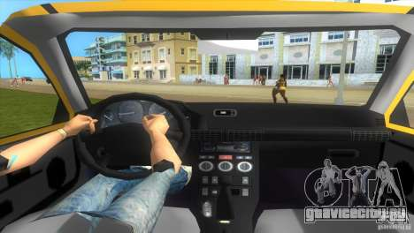 Land Rover Freelander для GTA Vice City вид справа