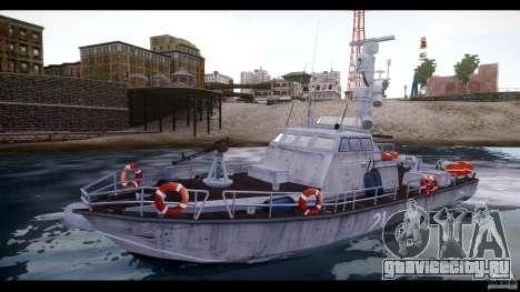 Russian PT Boat для GTA 4