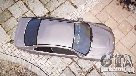 BMW 3 Series E46 v1.1 для GTA 4 вид сверху