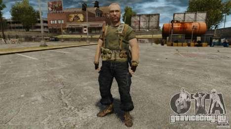Джейсон Хадсон для GTA 4 шестой скриншот