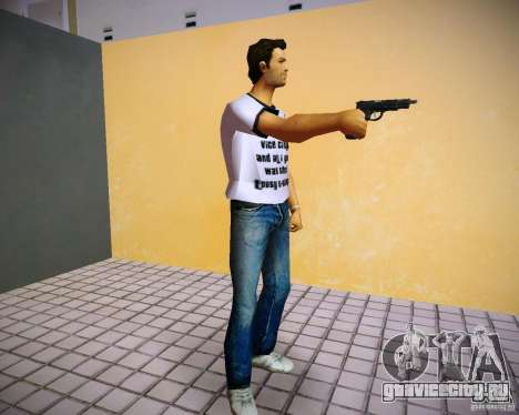 Пак оружия из GTA 4 Lost and Damned для GTA Vice City третий скриншот