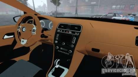 Volkswagen Polo v1.0 для GTA 4 вид сбоку