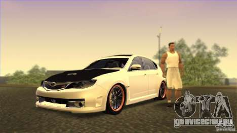 Shine Reflection ENBSeries v1.0.1 для GTA San Andreas