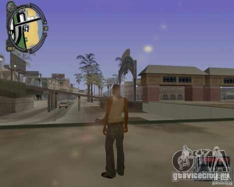 iCEnhancer beta для GTA San Andreas