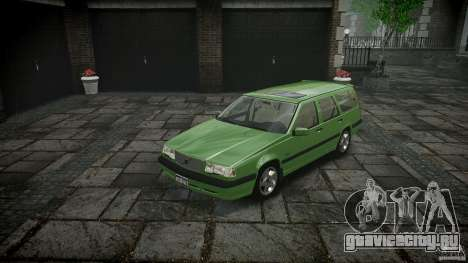 Volvo 850 Turbo 1996 для GTA 4