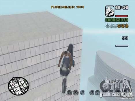 Остановка времени для GTA San Andreas третий скриншот