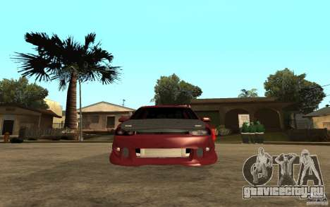 Volkswagen Golf GTI 3 Tuning для GTA San Andreas вид справа
