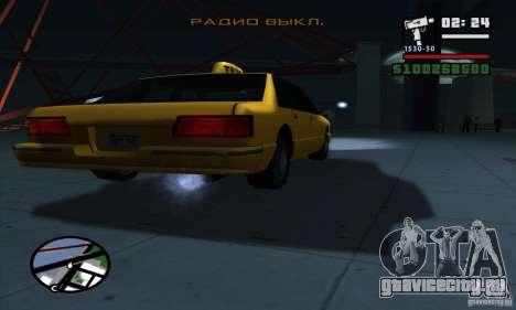Enb Series HD v2 для GTA San Andreas девятый скриншот