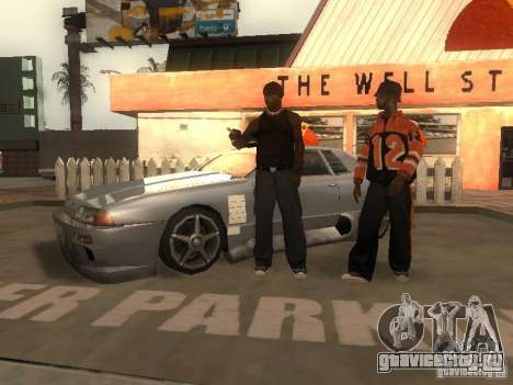 Reality GTA v2.0 для GTA San Andreas шестой скриншот