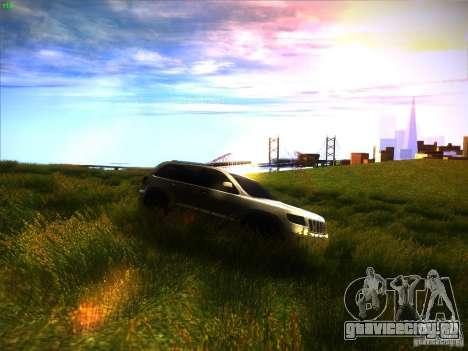 Jeep Grand Cherokee 2012 v2.0 для GTA San Andreas вид сзади