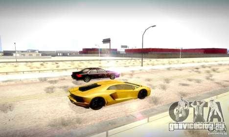 Drag Track Final для GTA San Andreas седьмой скриншот