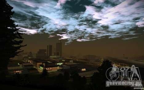 Timecyc для GTA San Andreas одинадцатый скриншот