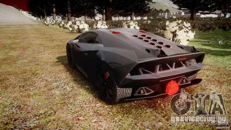 Lamborghini Sesto Elemento 2011 для GTA 4 вид сбоку