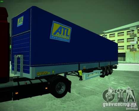 Schmitz ATL для GTA San Andreas