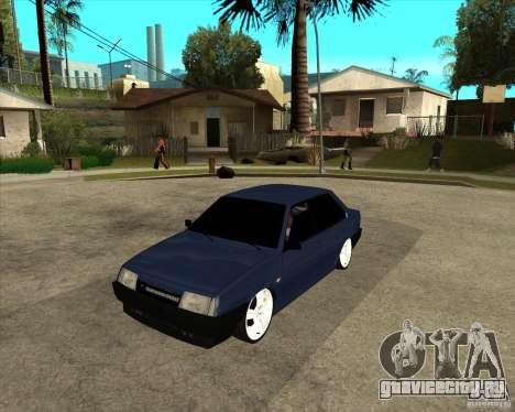 ВАЗ 21099 Light Tuning by Diman для GTA San Andreas
