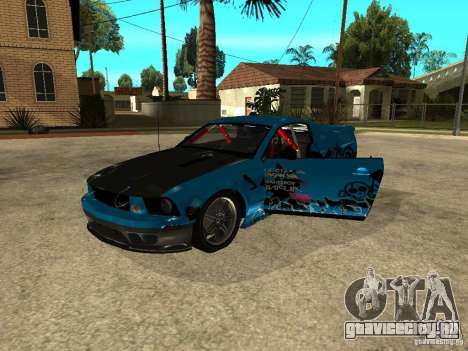 Ford Mustang Drag King для GTA San Andreas