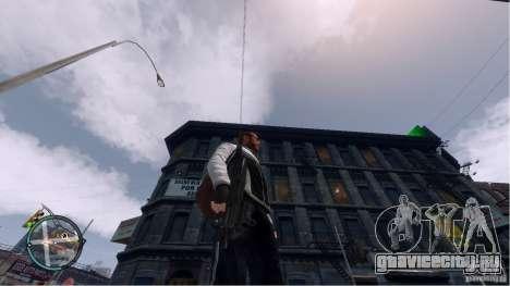 FN P90 для GTA 4 второй скриншот