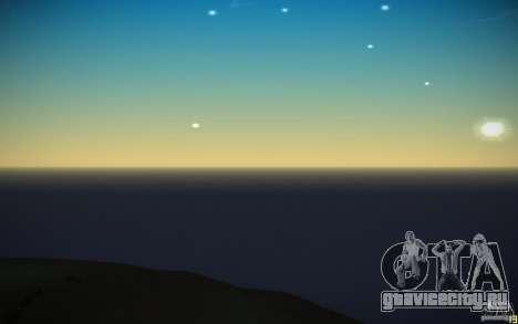 HD Вода v3.0 для GTA San Andreas восьмой скриншот
