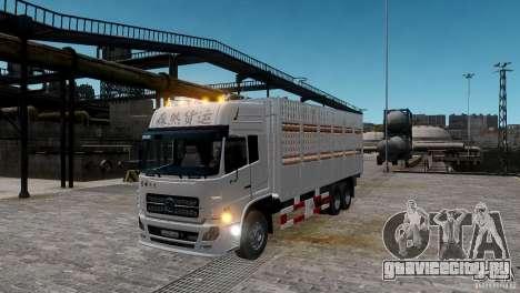 DongFeng Denon для GTA 4