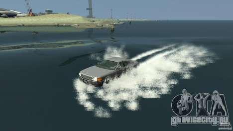 Admiral boat для GTA 4