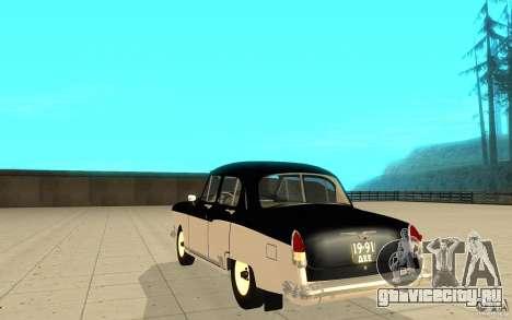 Чёрная молния для GTA San Andreas третий скриншот