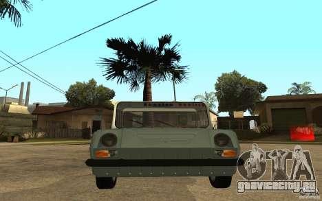 СЗД Инвалидка для GTA San Andreas вид справа