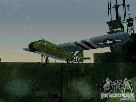 Самолёт из игры В тылу врага 2 для GTA San Andreas