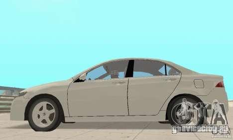 Honda Accord Comfort 2003 для GTA San Andreas вид справа