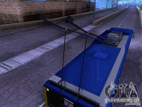 ElectroLAZ-12 для GTA San Andreas вид справа