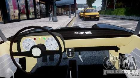 FSO Syrena Sport 1960 для GTA 4 вид справа