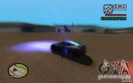 ENBSeries By Gasilovo для GTA San Andreas восьмой скриншот