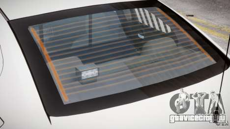 Dodge Charger FBI Police для GTA 4 колёса