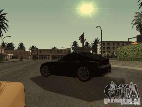 ENBSeries v 2.0 для GTA San Andreas шестой скриншот