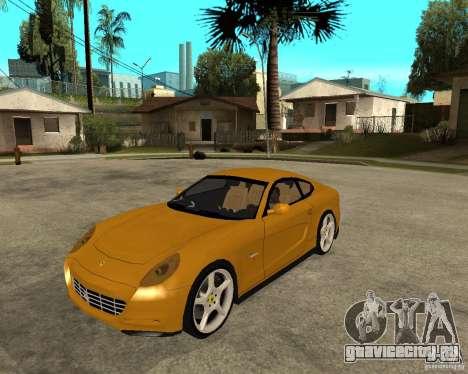 Ferrari 612 Scaglietti для GTA San Andreas