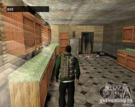 Скрытые интерьеры 3 для GTA San Andreas шестой скриншот