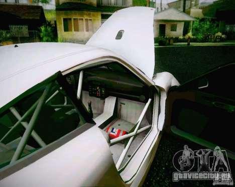 Porsche 911 GT3 для GTA San Andreas вид сбоку