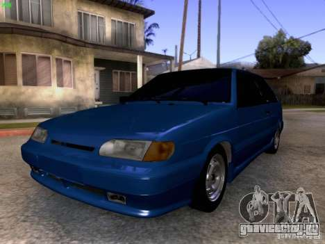 ВАЗ 2113 Cток для GTA San Andreas