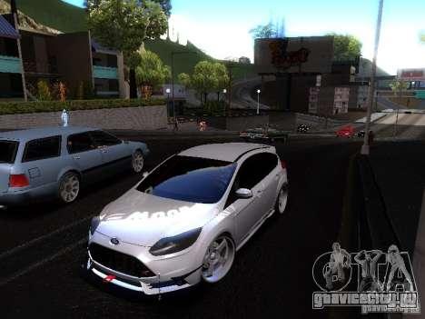 Ford Focus 2012 ST для GTA San Andreas
