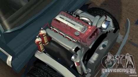 Ford F-650 XLT Superduty для GTA 4 вид сзади