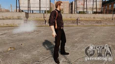 Райан Рейнольдс (Ник Уокер) для GTA 4 второй скриншот