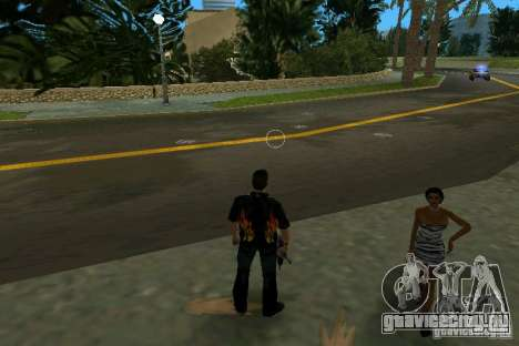 Manual Aiming для GTA Vice City