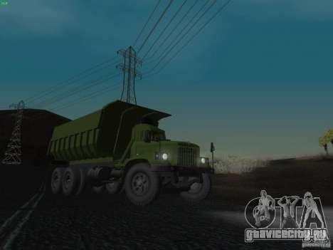 КрАЗ-256Б1-030 для GTA San Andreas