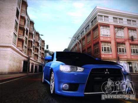 Realistic Graphics HD для GTA San Andreas