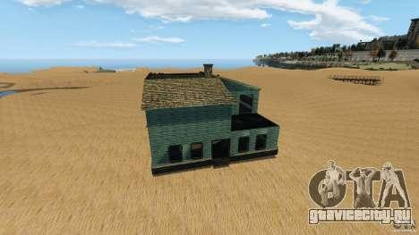Пустыня Гоби для GTA 4 восьмой скриншот